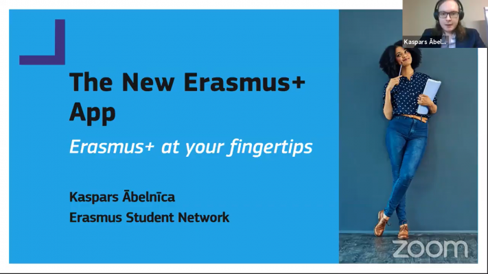 Erasmus + App: the most important features of your experience at your fingertips!