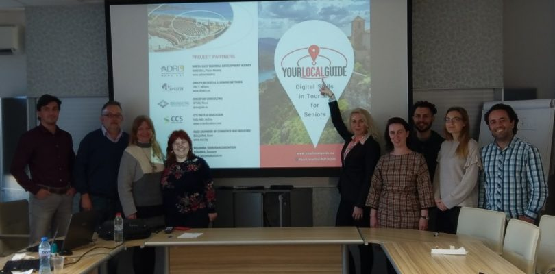 Your Local Guide – Digital Skills in Tourism, comes to an end
