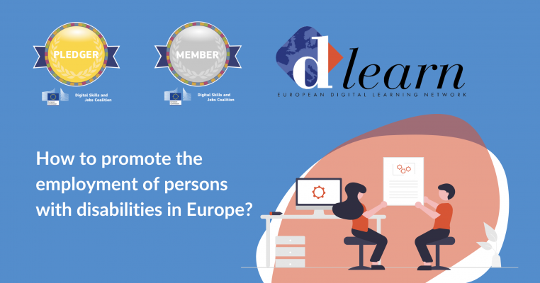 European research: barriers to employment of persons with disabilities