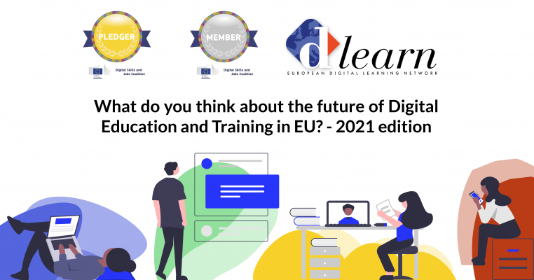 What do you think about the future of Digital Education and Training in EU? – edition 2021
